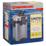 Canister Filter C160 Rite Size S up to 30 gal
