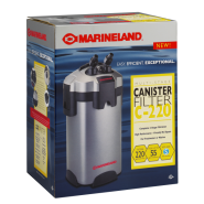 Canister Filter C220 Rite Size S up to 55 gal