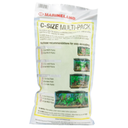 Marineland Multi Pack C2 4 Plants Plastic Small