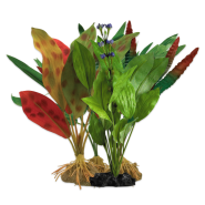 Marineland Multi Pack C3 4 Plants Silk Small