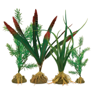 Marineland Multi Pack C4 4 Plants Silk