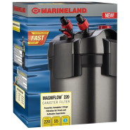 Magniflow Canister Filter 220 Rite Size S up to 55 gal