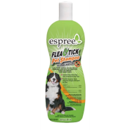 Espree Dog/Cat Flea and Tick Pet Shampoo 20 oz