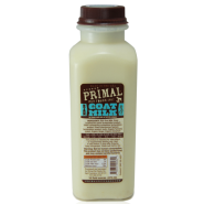 Primal Frozen Goats Milk Pint