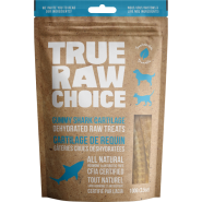 TRC Dog/Cat Dehydrated Raw Treats Shark Cartilage 100 g