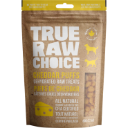 TRC Dog/Cat Dehydrated Raw Treats Cheddar Puffs 60 g