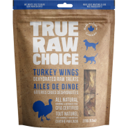 TRC Dog/Cat Dehydrated Raw Treats Turkey Wings 270 g