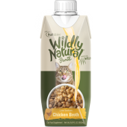Fruitables Cat Wildly Natural Broth LowSodium Chicken 500 ml