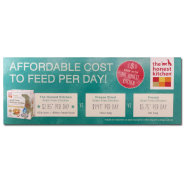 HK Affordable Cost Shelf Talker