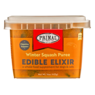 Primal Edible Elixir Winter Squash Puree 16 oz - COMING SOON