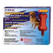 Zodiac Dog Powerspot Over 30 lb