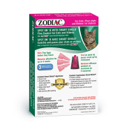 Zodiac Cat/Kitten Spot On II SmartShield Flea