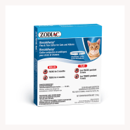 Zodiac Cat Breakaway Flea Tick Collar
