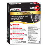 Zodiac Infestop Dogs over 25 kg