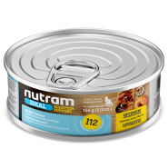 Nutram Ideal Solution Cat I12 Support Wt Control 24/156 gm