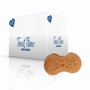 Treat Time Dog Gourmet Peanut Biscuits 20 lb - COMING SOON