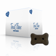 Treat Time Dog Small Charcoal Biscuits 20 lb - COMING SOON