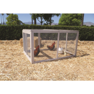 Precision Chicken Coop Extreme Hen House Wire Pen
