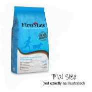 FirstMate Dog GrnFriendly WildPacific Fish&Oats Trial 25/80g