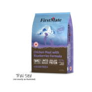 FirstMate Cat GF LID Chicken With Blueberries Trial 25/80 gm