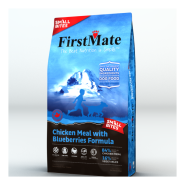 FirstMate Dog GF LID Chicken Blueberries Small Bites 14.5 lb