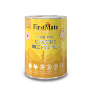 FirstMate Dog Free-Run Chicken with Rice 12/12.2 oz