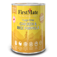 FirstMate Cat Free-Run Chicken With Rice 12/12.2 oz