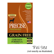 Precise Naturals Dog Grain Free Chicken Trials 24/4 oz