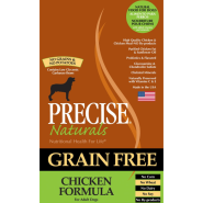 Precise Naturals Dog Grain Free Chicken 5 lb