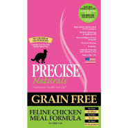 Precise Naturals Cat Grain Free Chicken 3 lb