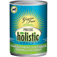 Holistic Complete Dog GF Chicken 12/13.2 oz