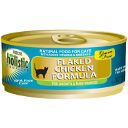 Holistic Complete Cat GF Chicken 24/5.5 oz