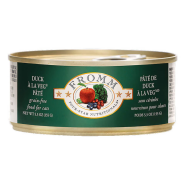 Fromm Cat Four-Star Duck a la Veg Pate 12/5.5 oz