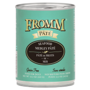 Fromm Grain Free Dog Seafood Medley Pate 12/12.2 oz