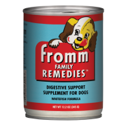 Fromm Dog Digestive Support Supplement Whitefish 12/12.2 oz