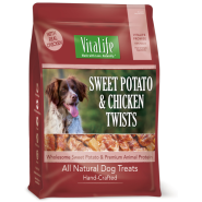 VitaLife Sweet Potato & Chicken Twists 905g