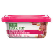 VitaLife Natural Diets Dog GF Beef Stew w/ Chickpeas 283 gm