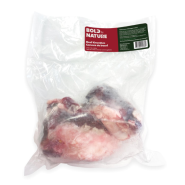 Bold Raw Dog Frozen Small Beef Knuckle 2/bag