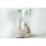 Bold Raw Dog Frozen Large Beef Knuckle 2 lb