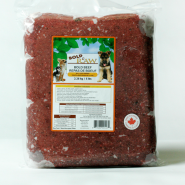 Bold Raw Dog Beef 5 lb