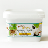 Bold Raw Cat Chicken 1 lb