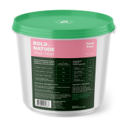 Mega Dog Raw Pork Tub 4 lb