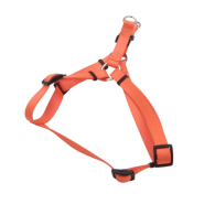 "ComfortWrap Adj Nyl Harness 3/4x20-30"" Safety Orange"