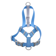 "Pro Waterproof Harness Aqua 1"" MED"