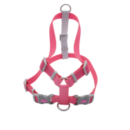 "Pro Waterproof Harness Fuchsia 1"" MED"