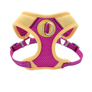 Pro Mesh Harness Purple/Yellow SM