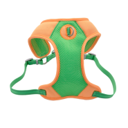 Pro Mesh Harness Lime/Orange MED