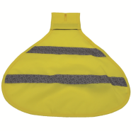 Coastal Safety Vest Neon Yellow Med