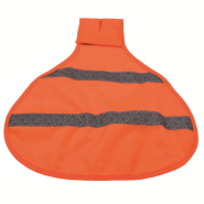Coastal Safety Vest Neon Orange Lrg