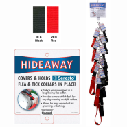 Hideaway Collar Clip Strip Core Colors 12 Ct